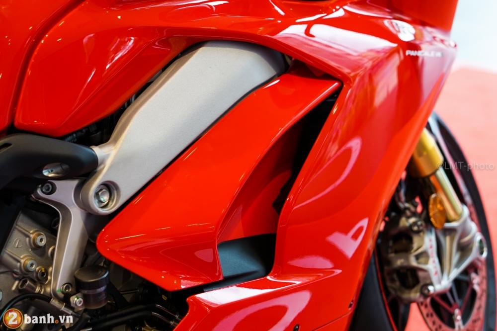 Danh gia nhanh Ducati Panigale V4 S gia khoang 937 trieu Dong tai Sai Gon - 7