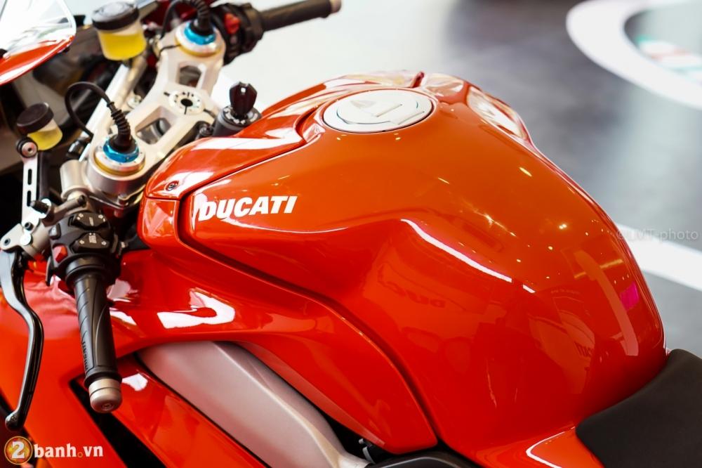 Danh gia nhanh Ducati Panigale V4 S gia khoang 937 trieu Dong tai Sai Gon - 10