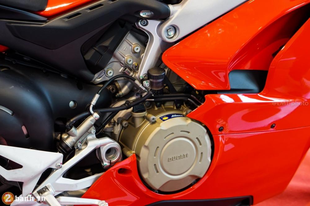Danh gia nhanh Ducati Panigale V4 S gia khoang 937 trieu Dong tai Sai Gon - 13