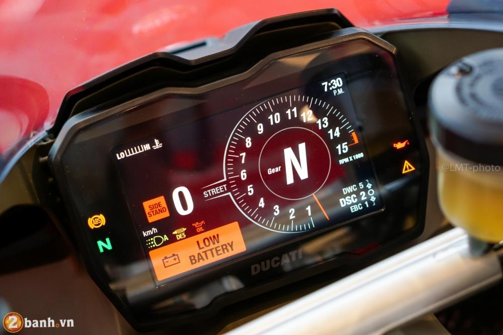 Danh gia nhanh Ducati Panigale V4 S gia khoang 937 trieu Dong tai Sai Gon - 17