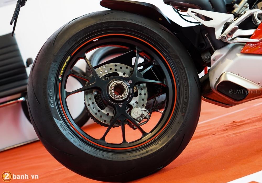 Danh gia nhanh Ducati Panigale V4 S gia khoang 937 trieu Dong tai Sai Gon - 22