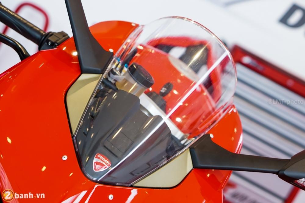 Danh gia nhanh Ducati Panigale V4 S gia khoang 937 trieu Dong tai Sai Gon - 25