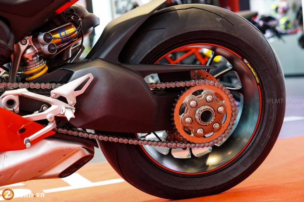 Danh gia nhanh Ducati Panigale V4 S gia khoang 937 trieu Dong tai Sai Gon - 34