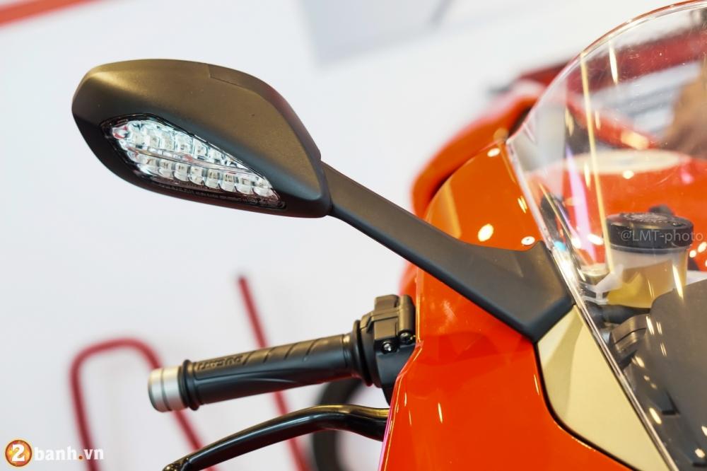 Danh gia nhanh Ducati Panigale V4 S gia khoang 937 trieu Dong tai Sai Gon - 26