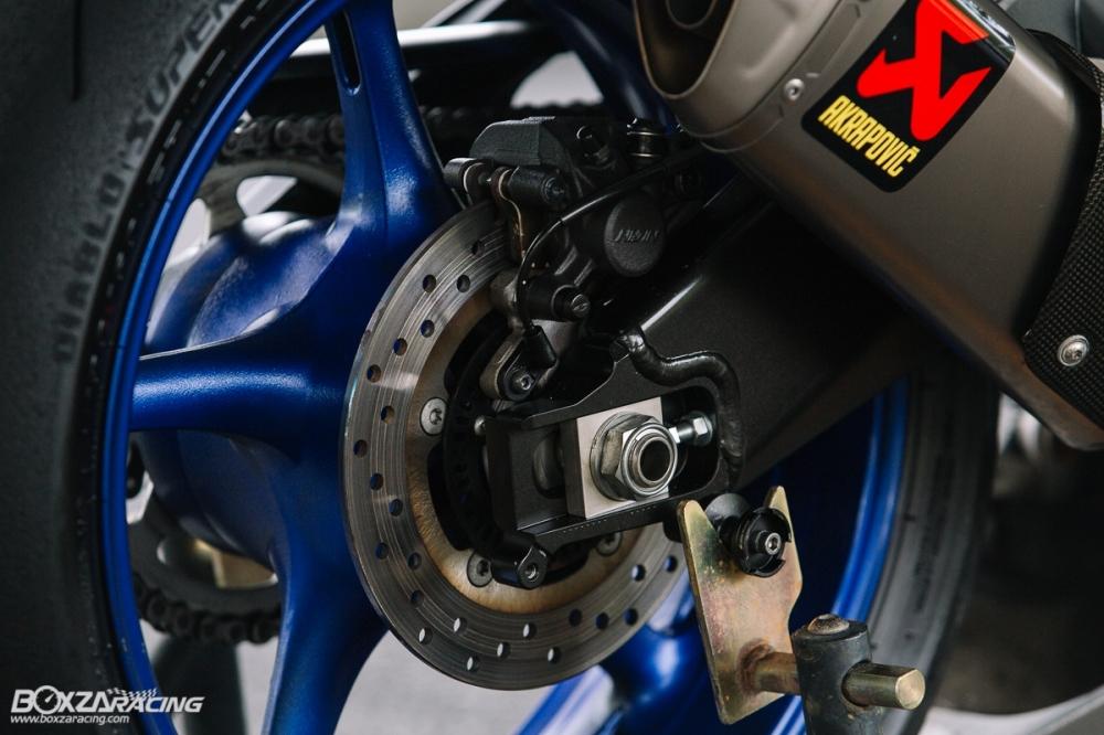 Danh gia chi tiet ve nhung diem moi tren Sportbike Yamaha R6 2018 - 12