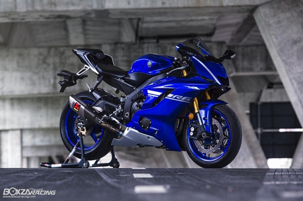 Danh gia chi tiet ve nhung diem moi tren Sportbike Yamaha R6 2018 - 14