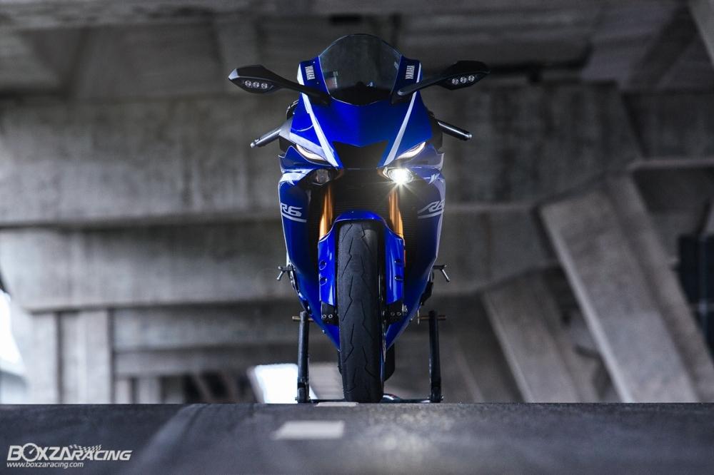 Danh gia chi tiet ve nhung diem moi tren Sportbike Yamaha R6 2018 - 16