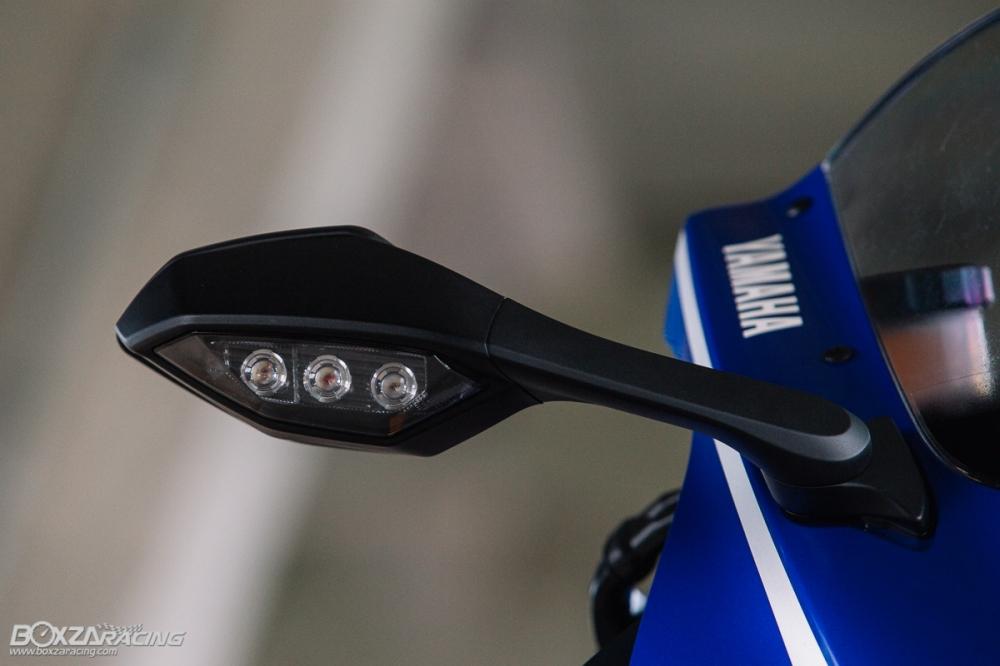 Danh gia chi tiet ve nhung diem moi tren Sportbike Yamaha R6 2018 - 18