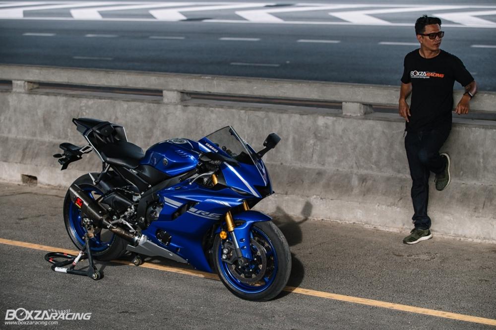 Danh gia chi tiet ve nhung diem moi tren Sportbike Yamaha R6 2018 - 28