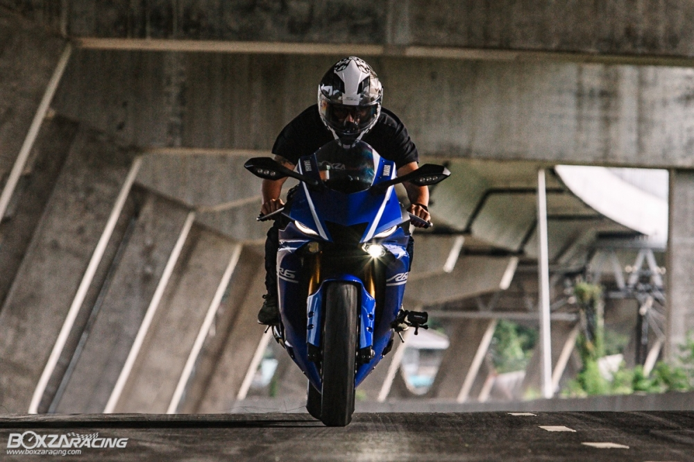 Danh gia chi tiet ve nhung diem moi tren Sportbike Yamaha R6 2018 - 3