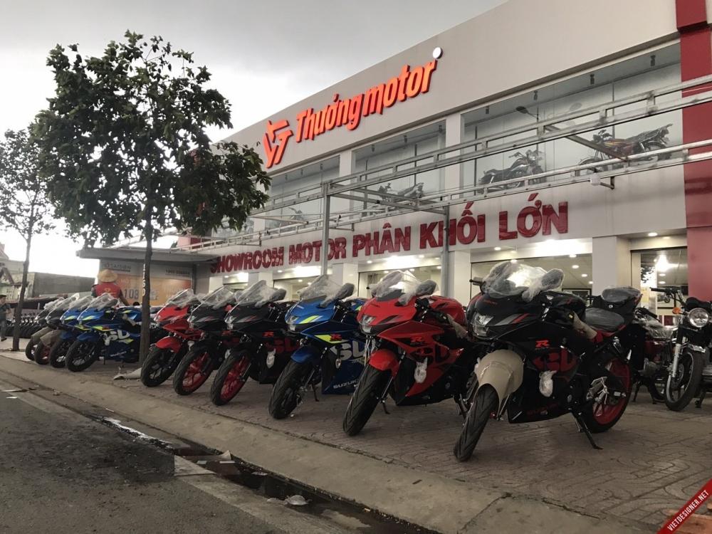 Dap thung Suzuki GSXR150 2018 gia chi 72 trieu - 8