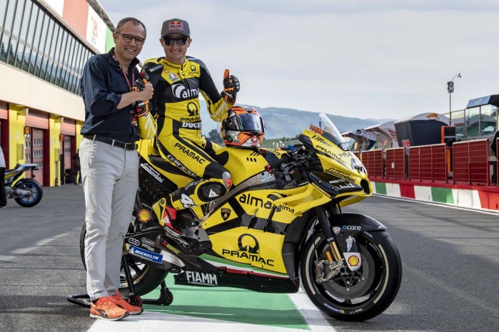 Ducati Lamborghini 2018 vua duoc thanh lap trong MotoGP 2018 - 6