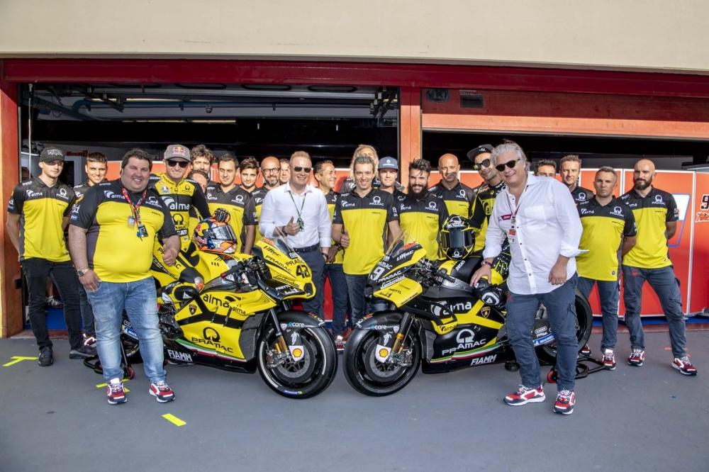 Ducati Lamborghini 2018 vua duoc thanh lap trong MotoGP 2018 - 8