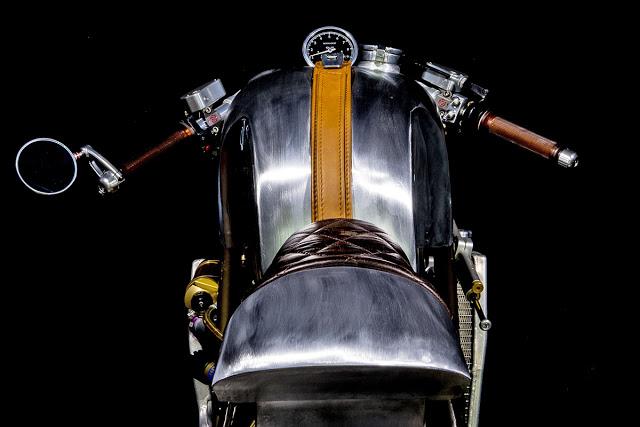 Ducati S4R Co may thiet giap den tu Metalbike Garage - 3