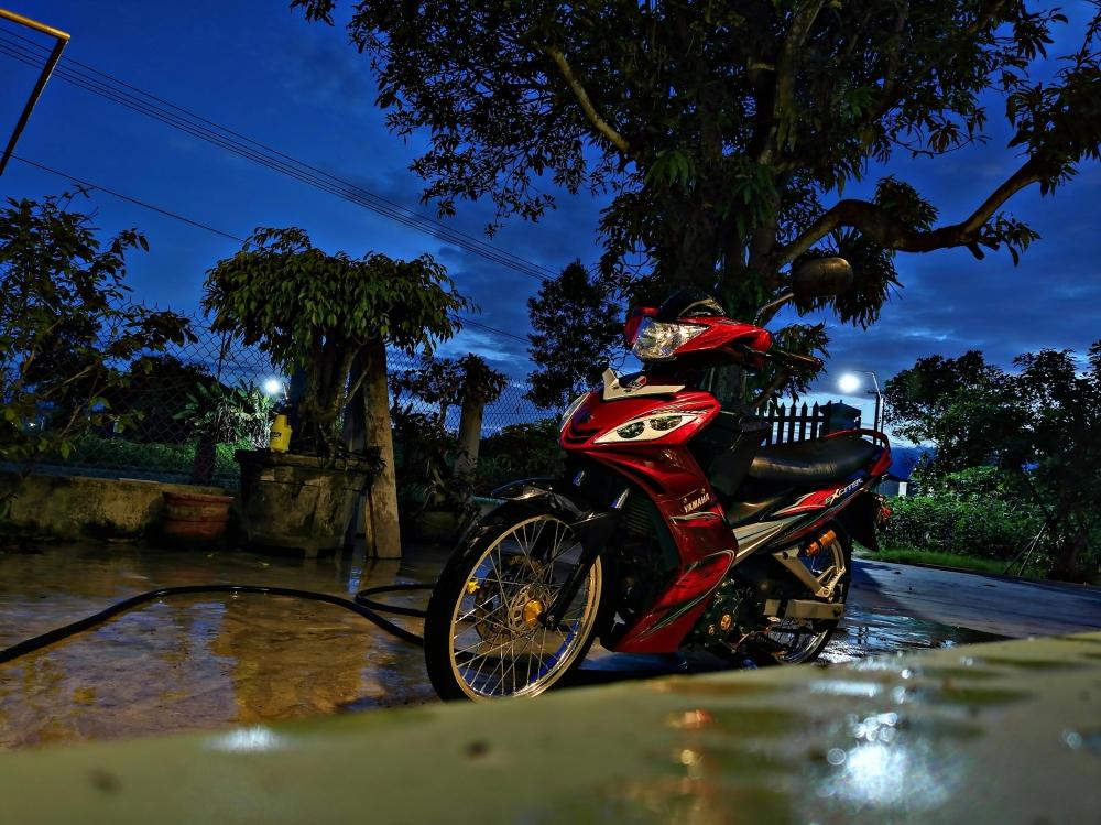 Exciter 2011 voi phong cach don gian nhe nhang cua biker Quang Nam - 5