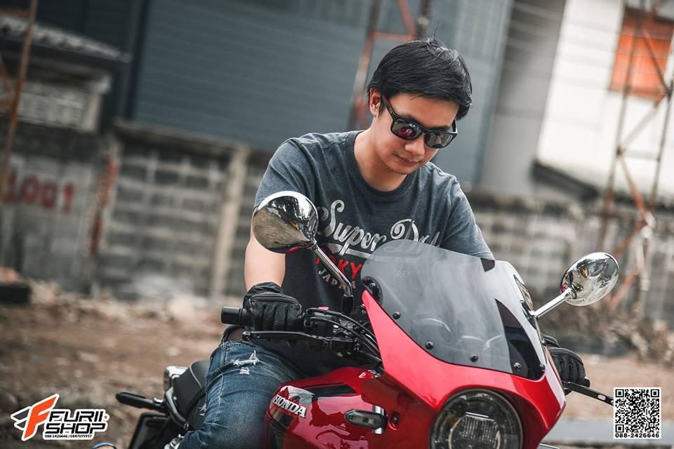 Honda CB1100 RS ban nang cap day cong nghe tu mau Sport Classic - 3