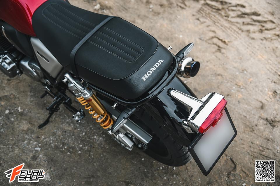 Honda CB1100 RS ban nang cap day cong nghe tu mau Sport Classic - 11