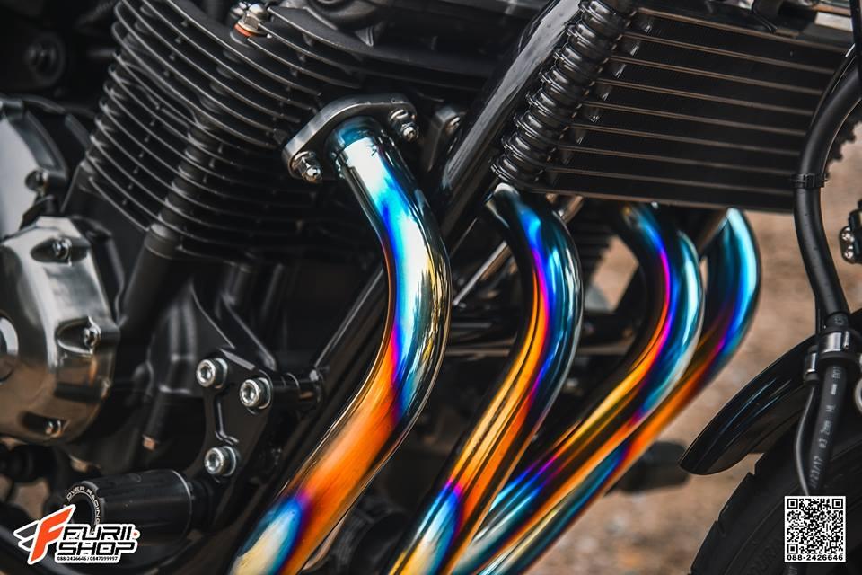 Honda CB1100 RS ban nang cap day cong nghe tu mau Sport Classic - 13