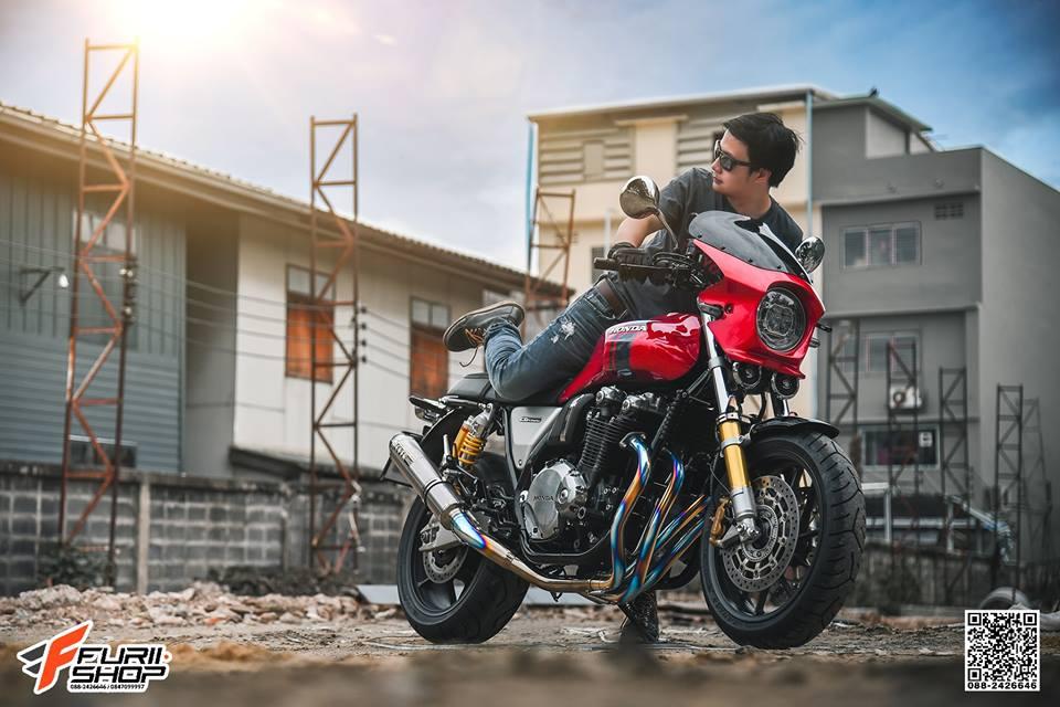 Honda CB1100 RS ban nang cap day cong nghe tu mau Sport Classic - 17