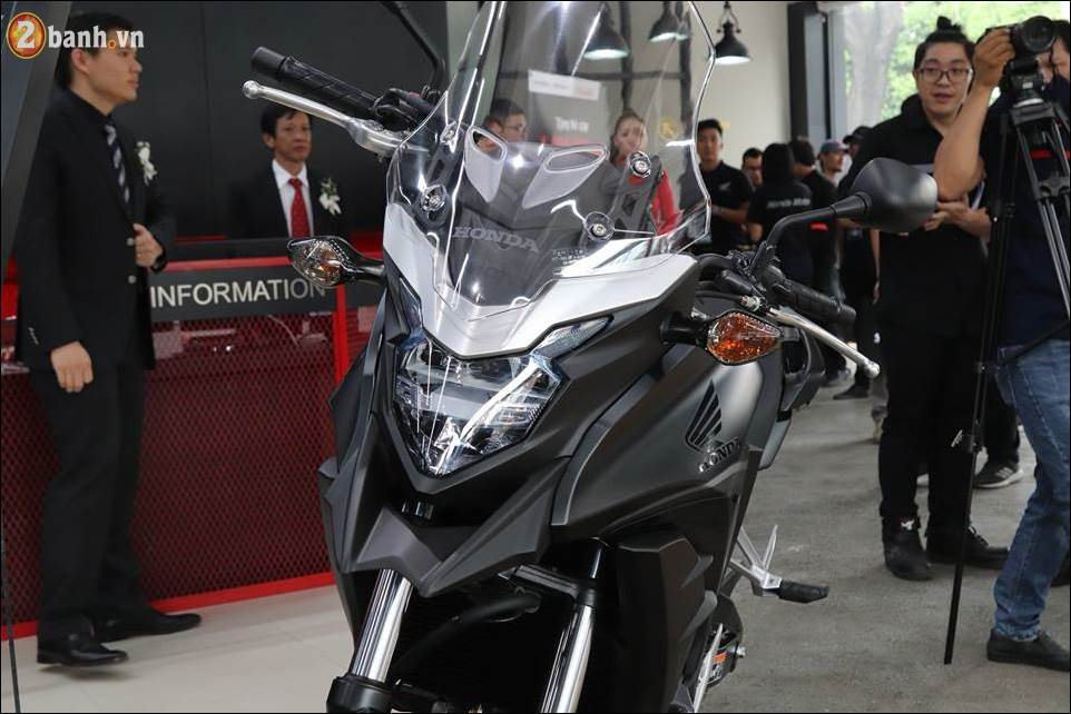 Honda CB500F CB500X Rebel 500 ban se chon mau xe nao - 5