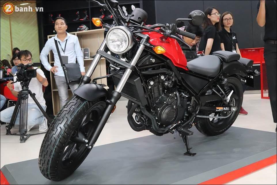Honda CB500F CB500X Rebel 500 ban se chon mau xe nao - 9