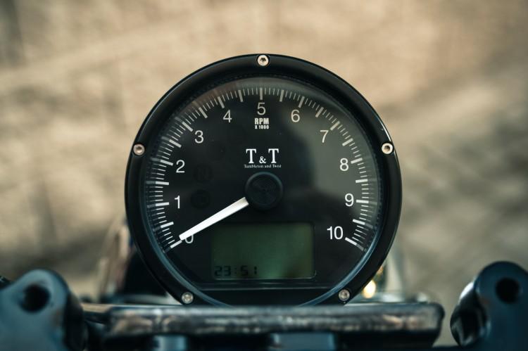 Honda CB600 ban do Cafe Racer den tu XTR Pepo - 5