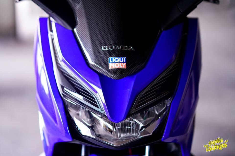 Honda Forza 300 ban do tuoi khong can tuoi den tu Thai Lan - 4