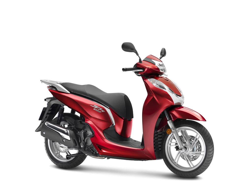 Honda SH300i 2018 gia tu 269 trieu dong chinh thuc ra mat tai Viet Nam - 4