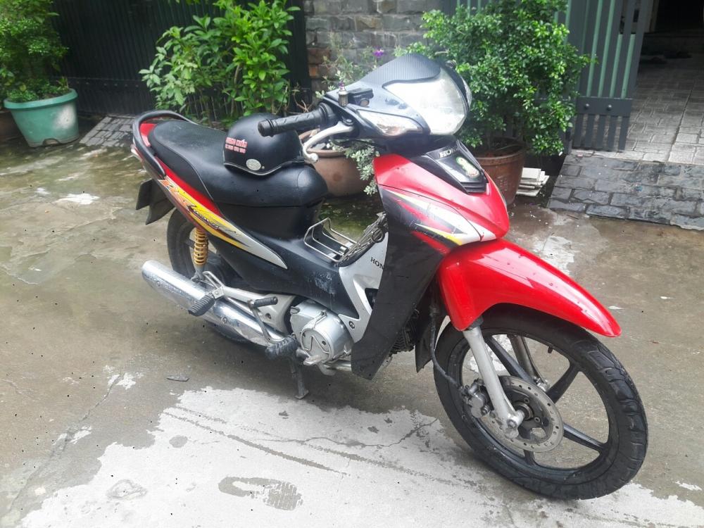 Honda Wave RS banh mam thang dia zin bstp - 2