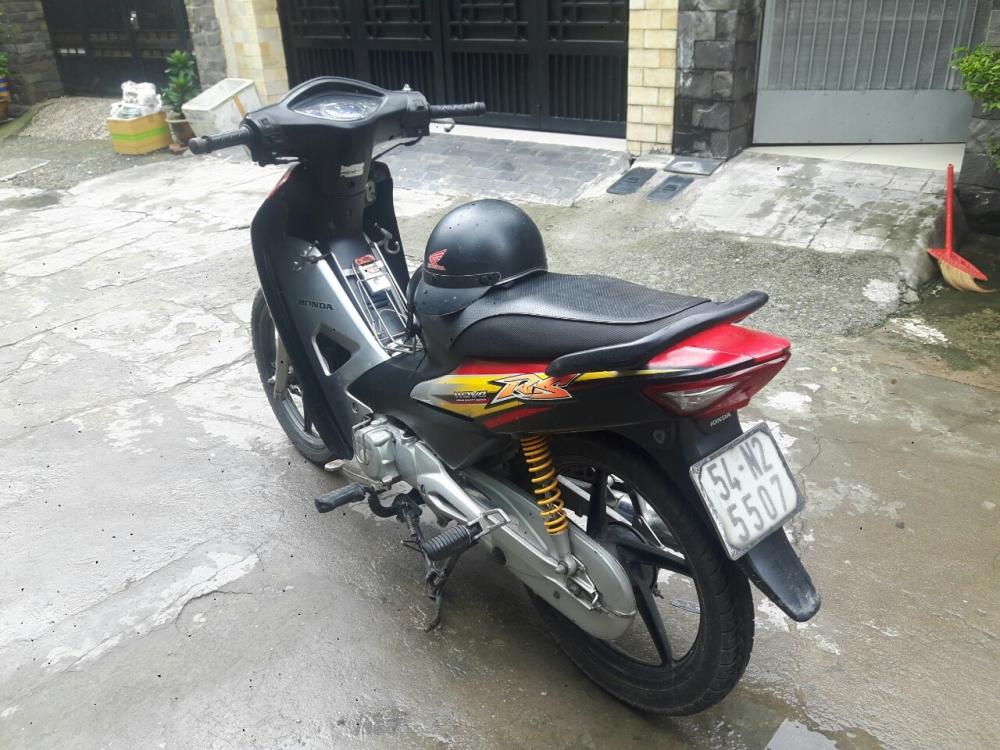 Honda Wave RS banh mam thang dia zin bstp - 4