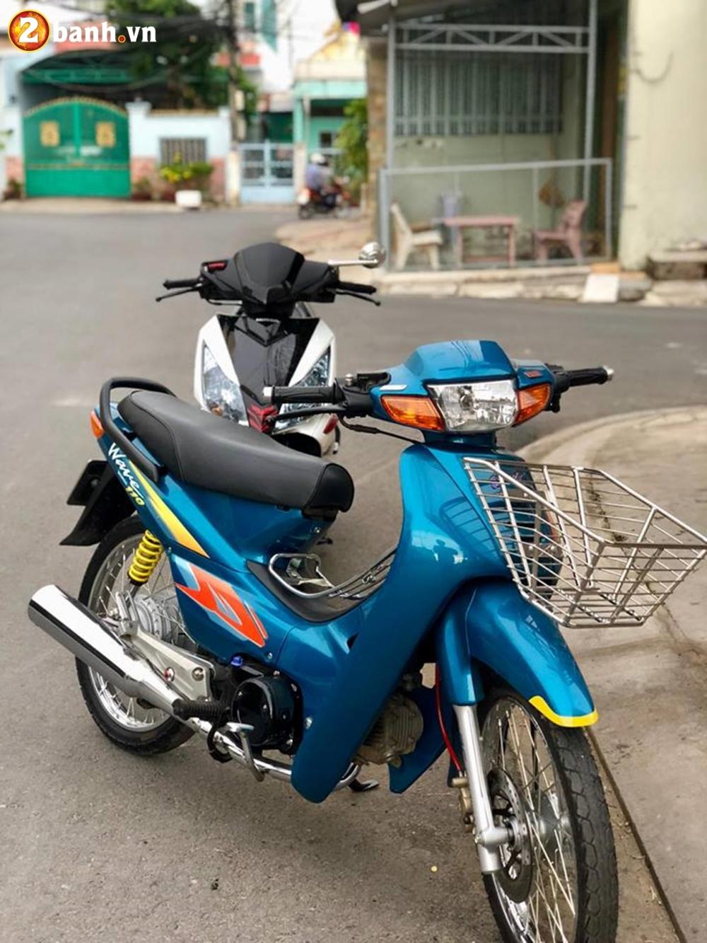 Honda Wave su hoi sinh bat diet trong moi thoi dai cua lang xe Viet - 10