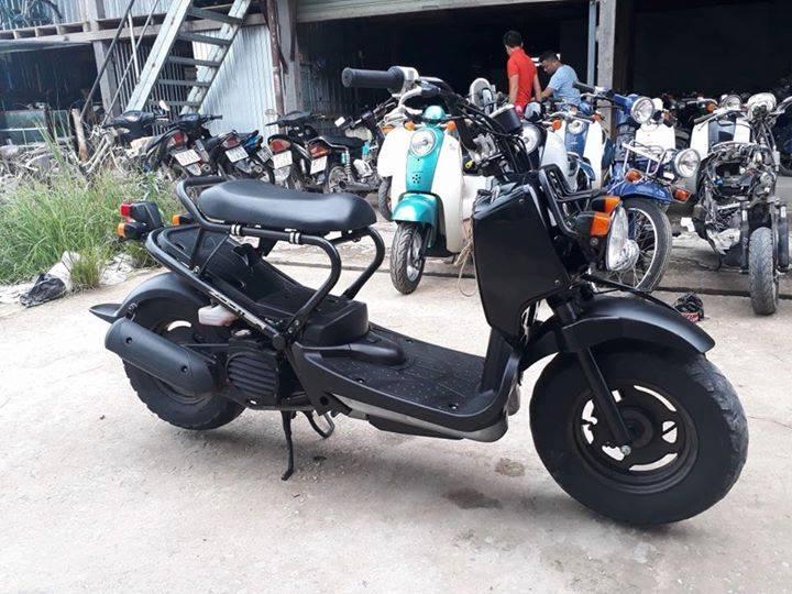 Honda Zoomer 50cc do doc dao voi phong cach Ruckus tren dat Viet - 7