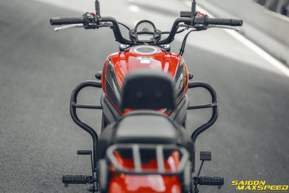 Kawasaki vulcan S tao hinh phong cach touring an tuong - 9