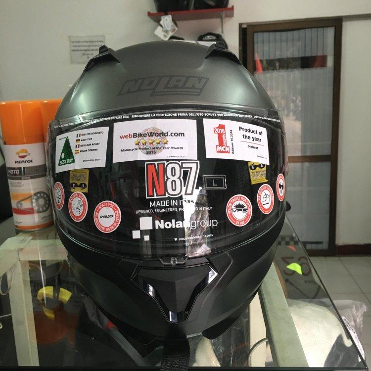 KTM Ha Noi gioi thieu mau N87 39 Silver hang chinh hang chat luong dam bao - 4