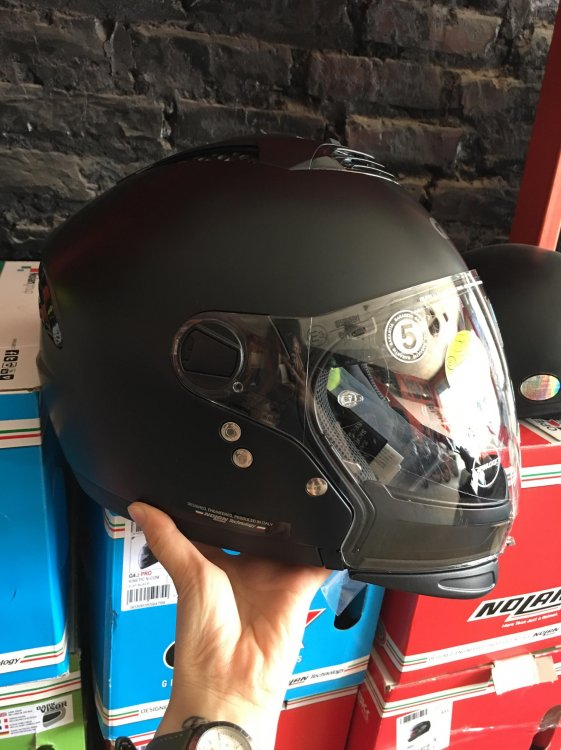 KTM Ha Noi Nolan N44 MoDel 2018 mot trong nhung chiec mu chat luong nhat tai Viet Nam - 3