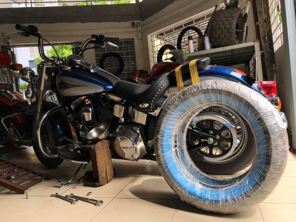 Lop Avon Cobra cho Harley Davidson - 5