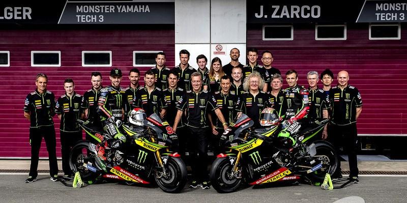 Movistar va Tech 3 dong loat ra di khoi Yamaha trong MotoGP 2019 - 4