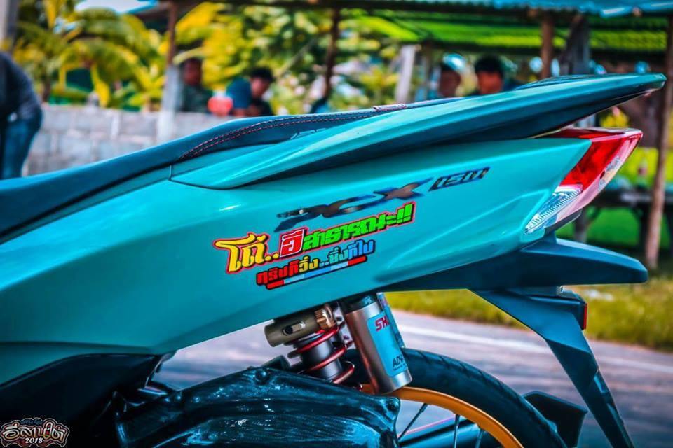 PCX 150 do cuc dinh voi option do choi dang cap tren dat Thai - 7