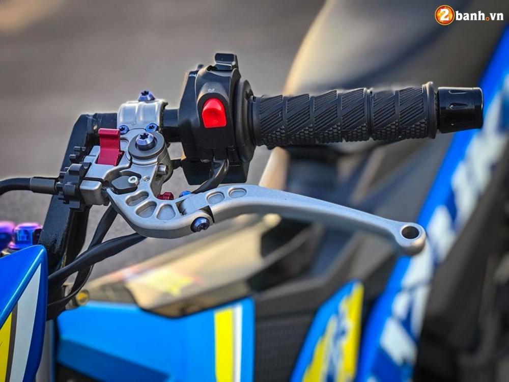 Raider 150 Fi do su goi cam toat len o phan dau cua biker Tien Giang - 6