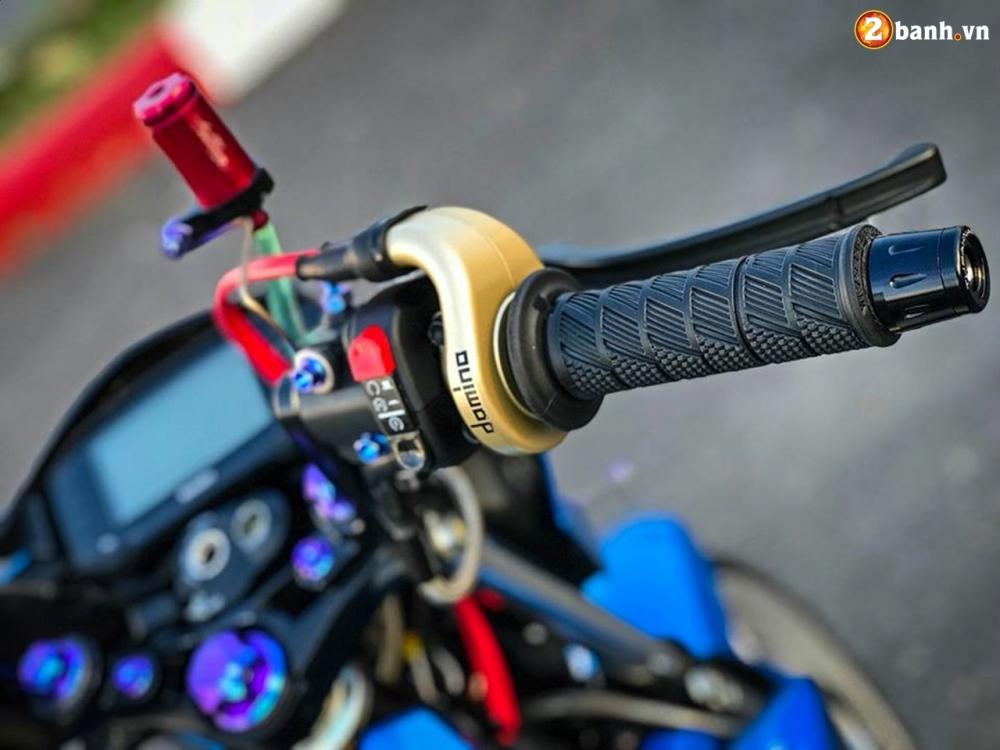 Raider 150 Fi do su goi cam toat len o phan dau cua biker Tien Giang - 8