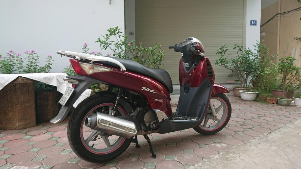 Rao ban Honda Sh 150i do man 2008 bien HN nguyen ban 57tr500 - 2