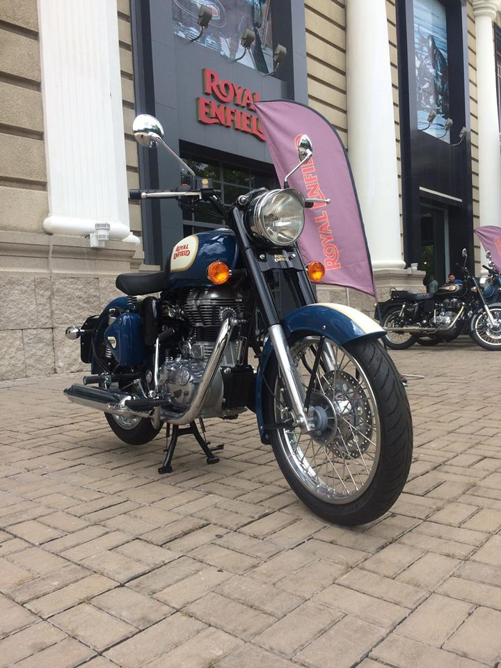 Royal enfield classic500