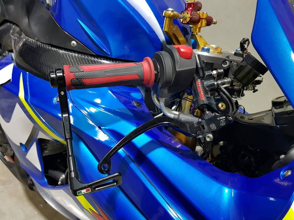 Suzuki GSXR1000 ban nang cap chi tiet tai NBB Racing - 7