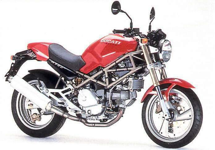 Tong hop cac doi xe Ducati Monster huyen thoai - 4