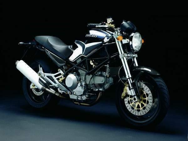 Tong hop cac doi xe Ducati Monster huyen thoai - 6