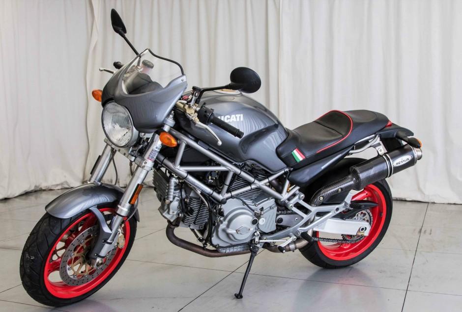 Tong hop cac doi xe Ducati Monster huyen thoai - 13