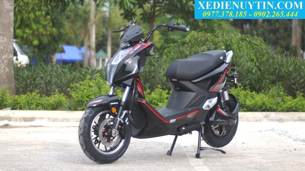 Danh gia xe may dien Xtreme V5 chinh hang 2018