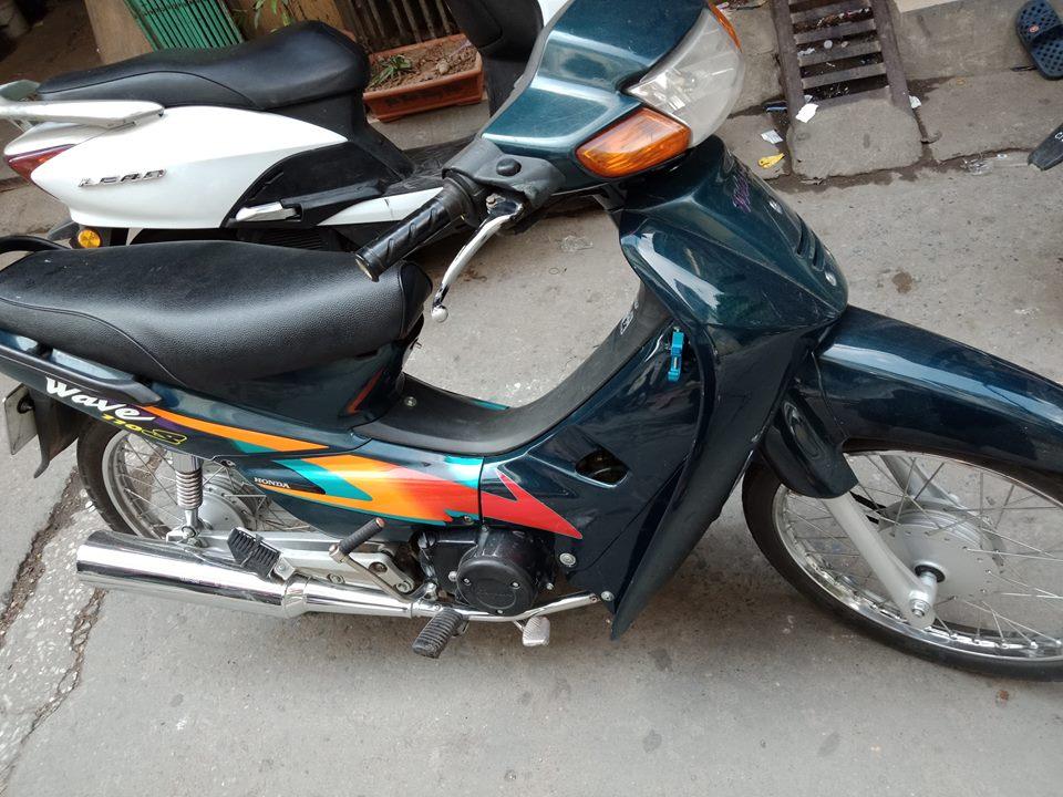 Xe Wave thai 110cc - 8
