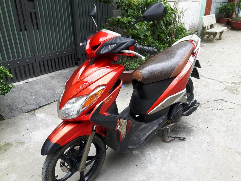 Yamaha Luvias mau do xe dep zin chinh chu - 7