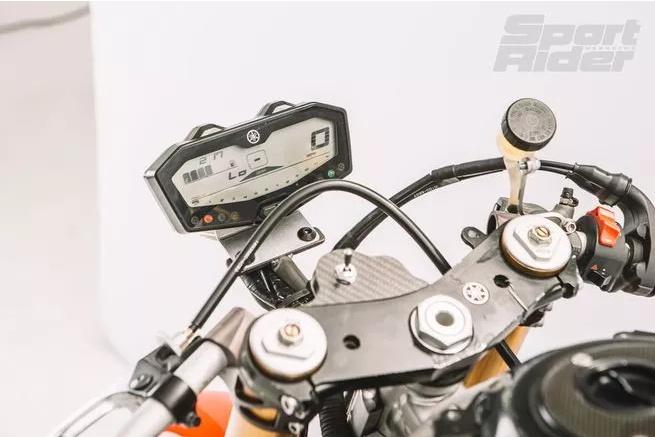 Yamaha MT07 voi phong cach Sportbike hoan toan moi - 5